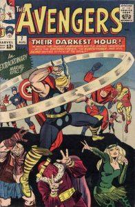 Avengers #7 (1964)