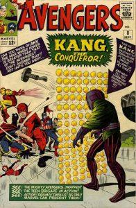 Avengers #8 (1964)