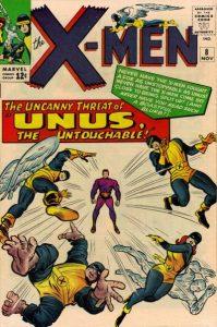 The Uncanny X-Men #8 (1964)