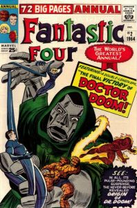 Fantastic Four Annual #2 (1964)