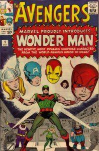 Avengers #9 (1964)