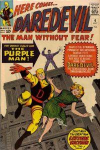 Daredevil #4 (1964)