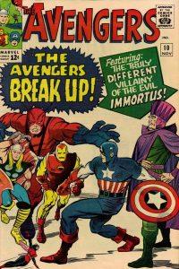 Avengers #10 (1964)