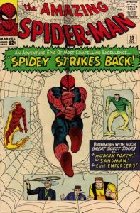Amazing Spider-Man #19 (1964)
