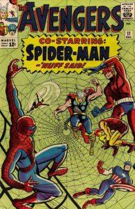 Avengers #11 (1964)