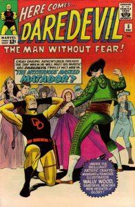 Daredevil #5 (1964)