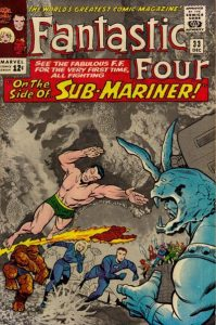Fantastic Four #33 (1964)