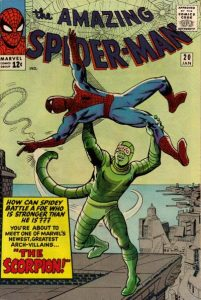 Amazing Spider-Man #20 (1965)