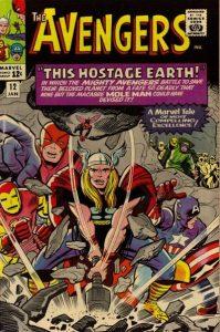 Avengers #12 (1965)