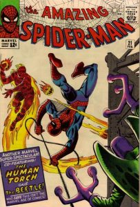 Amazing Spider-Man #21 (1965)