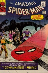 Amazing Spider-Man #22 (1965)