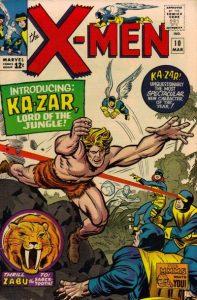 The Uncanny X-Men #10 (1965)