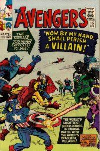 Avengers #15 (1965)