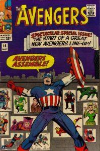Avengers #16 (1965)
