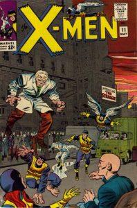 The Uncanny X-Men #11 (1965)