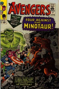 Avengers #17 (1965)
