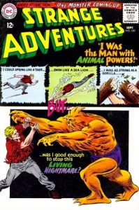 Strange Adventures #180 (1965)