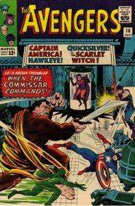 Avengers #18 (1965)