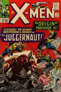 The Uncanny X-Men #12 (1965)
