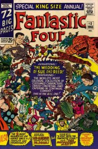 Fantastic Four Annual #3 (1965)