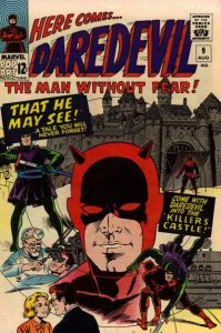 Daredevil #9 (1965)