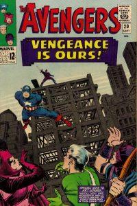 Avengers #20 (1965)