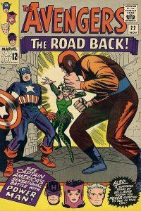 Avengers #22 (1965)
