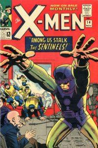 The Uncanny X-Men #14 (1965)