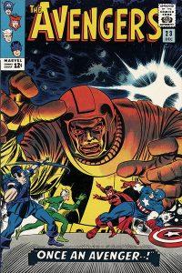 Avengers #23 (1965)