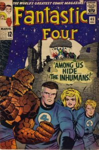 Fantastic Four #45 (1965)