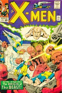 The Uncanny X-Men #15 (1965)