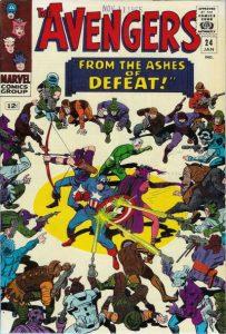 Avengers #24 (1966)