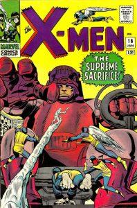 The Uncanny X-Men #16 (1966)
