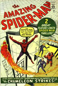 The Amazing Spider-Man #1 (1966)