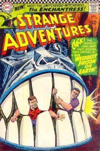 Strange Adventures #187 (1966)