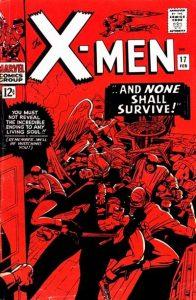 The Uncanny X-Men #17 (1966)