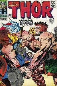 The Mighty Thor #126 (1966)