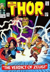 The Mighty Thor #129 (1966)