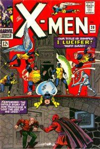 The Uncanny X-Men #20 (1966)