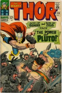 The Mighty Thor #128 (1966)