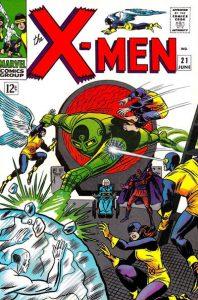 The Uncanny X-Men #21 (1966)