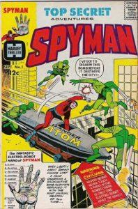 Spyman #1 (1966)