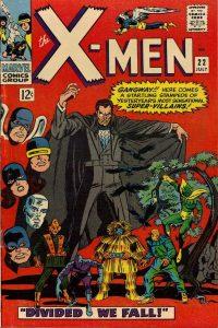 The Uncanny X-Men #22 (1966)