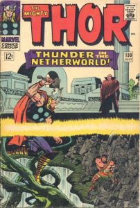 The Mighty Thor #130 (1966)