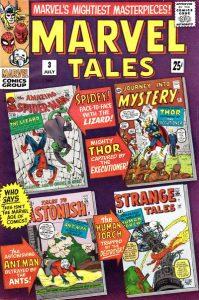 Marvel Tales #3 (1966)