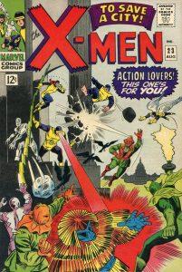 The Uncanny X-Men #23 (1966)