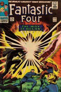 Fantastic Four #53 (1966)