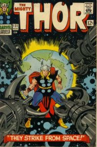 The Mighty Thor #131 (1966)