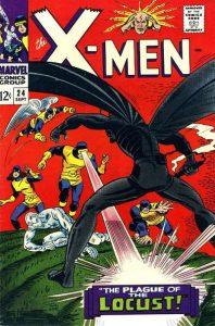 The Uncanny X-Men #24 (1966)