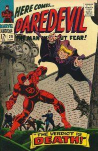 Daredevil #20 (1966)